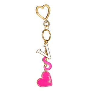 VS~ BAG CHARM KEY CHAIN
